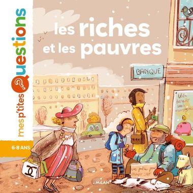 Couverture de «Les riches et les pauvres»
