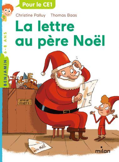 Couverture de «La lettre au père Noël»