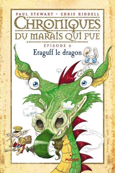 Couverture de «Eraguff le dragon»