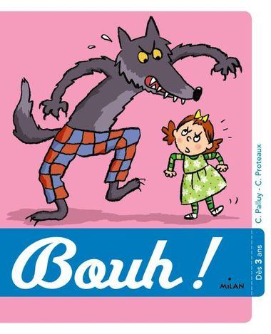 Couverture de «Bouh !»