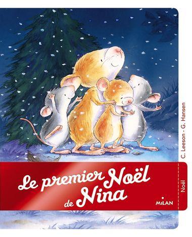 Couverture de «Le premier Noël de Nina»