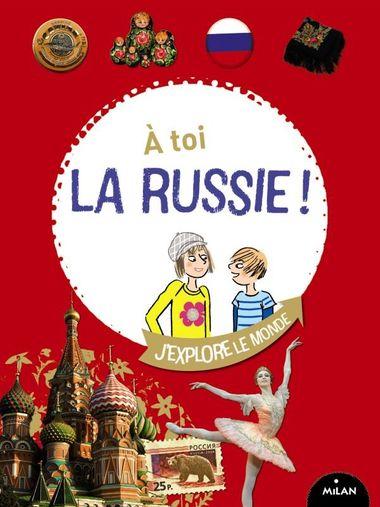 Couverture de «À toi la Russie !»