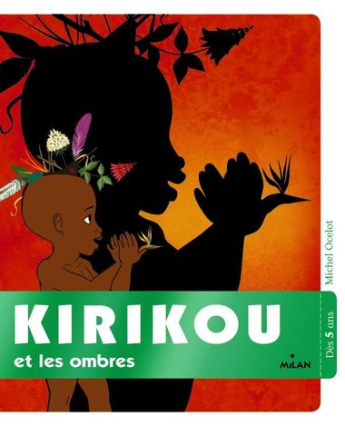Couverture de «Kirikou et les ombres»