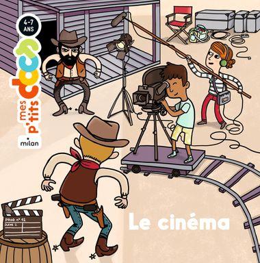 Couverture de «Le cinéma»