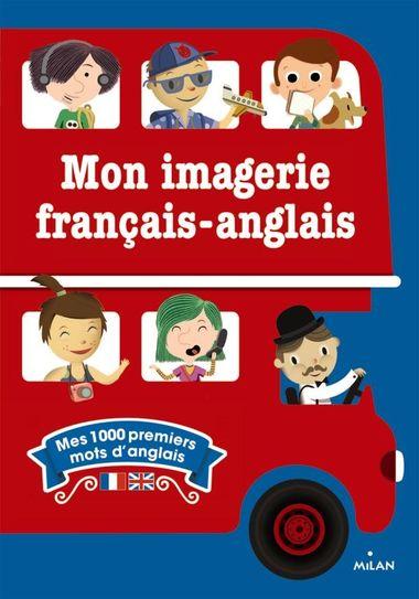 Couverture de «Mon imagerie français-anglais»