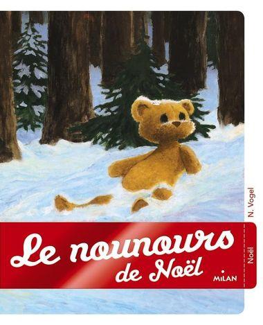 Couverture de «Le nounours de Noël»