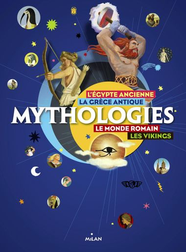 Couverture de « Mythologies »