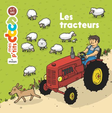 Couverture de «Les tracteurs»