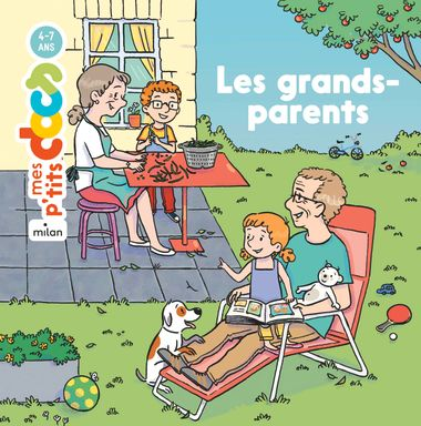 Couverture de « Les grands-parents »