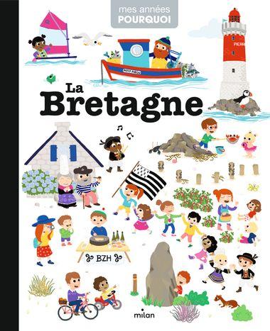 Couverture de «La Bretagne»