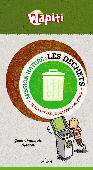 Couverture de «Les déchets»