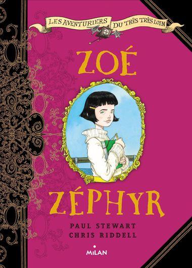 Couverture de «Zoé Zéphyr»