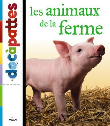 Couverture de «Les animaux de la ferme»