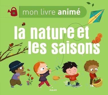 Couverture de «La nature et les saisons»