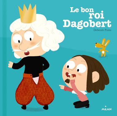 Couverture de «Le bon roi Dabobert»