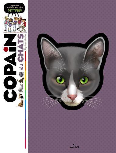 Couverture de «Copain des chats»