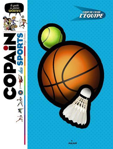Couverture de «Copain des sports»