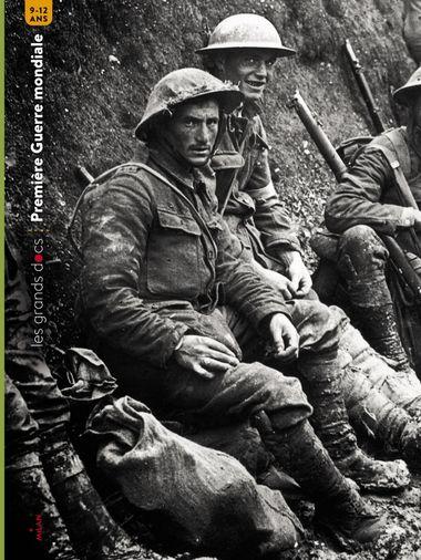 Couverture de «La première guerre mondiale»