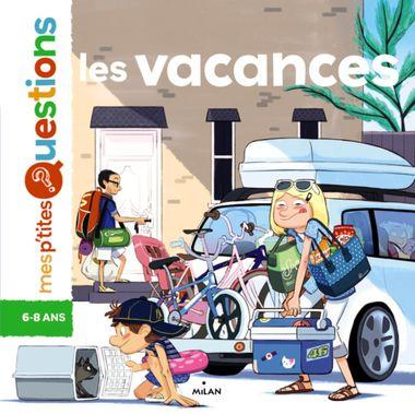 Couverture de «Les vacances»