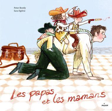 Couverture de «Les papas et les mamans»