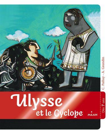 Couverture de «Ulysse et le cyclope»