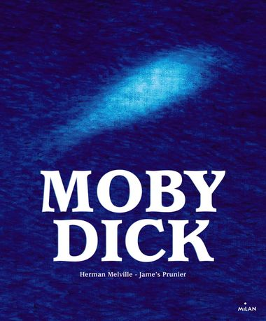 Couverture de « Moby Dick »