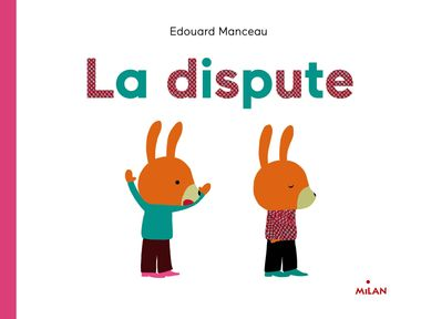 Couverture de « La dispute »