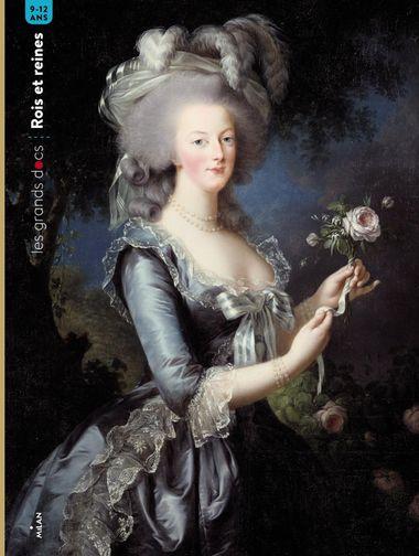 Couverture de «Rois et reines de France»