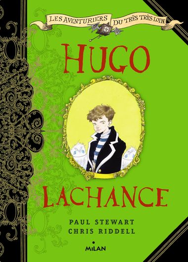 Couverture de « Hugo Lachance »
