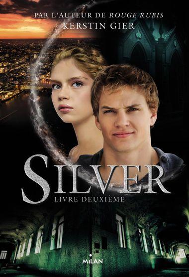 Couverture de «Silver livre deuxième»