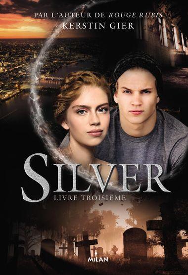 Couverture de «Silver livre troisième»
