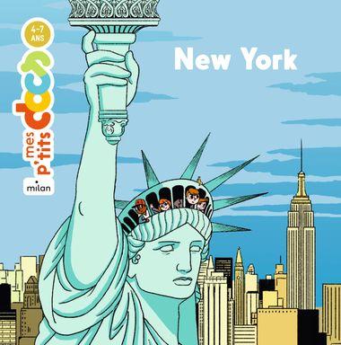 Couverture de «New York»