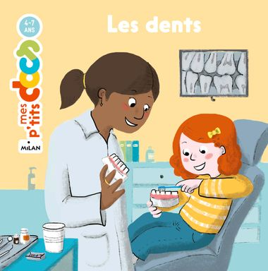 Couverture de « Les dents »