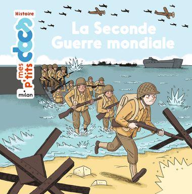 Couverture de «La seconde guerre mondiale»