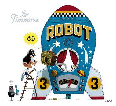 Couverture de «Robots»
