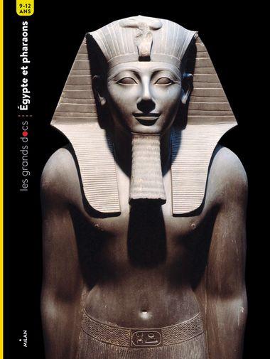 Couverture de «Égypte et pharaons»