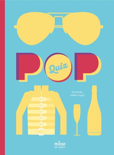 Couverture de « Quiz pop »