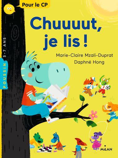 Couverture de «Chuuuut ! Je lis»