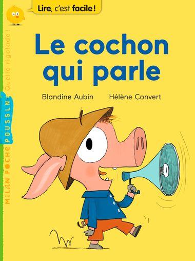 Couverture de «Le cochon qui parle»