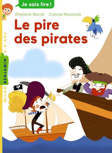 Couverture de «Le pire des pirates»