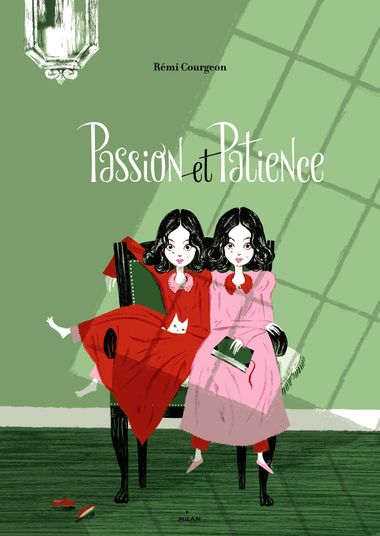 Couverture de « Passion et Patience »