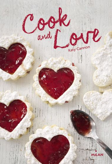 Couverture de « Cook and love »