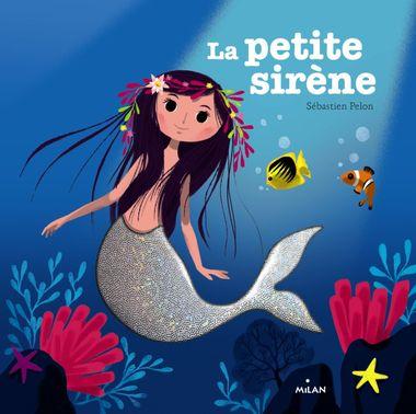 Couverture de «La petite sirène»