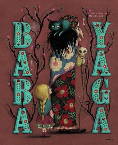 Couverture de «Baba Yaga»
