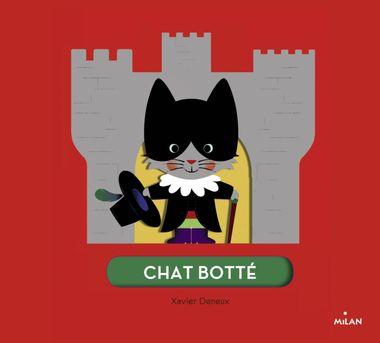 Couverture de «Le chat botté»