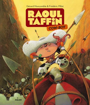 Couverture de « Raoul Taffin cow-boy »