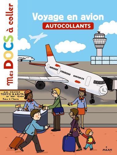 Couverture de «Voyage en avion»