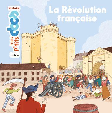 Couverture de «La révolution française»