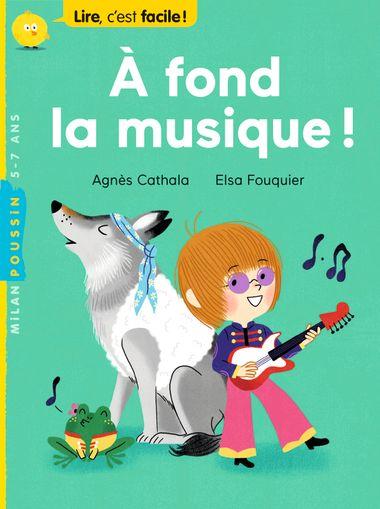 Couverture de «À fond la musique !»