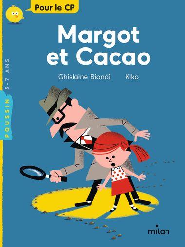 Couverture de «Margot et cacao»
